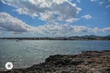 Sicht auf Porto Colom